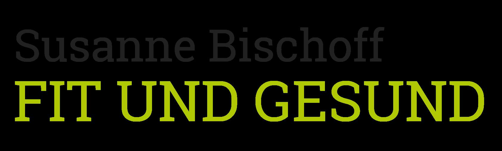 Susanne Bischoff I Fit und Gesund